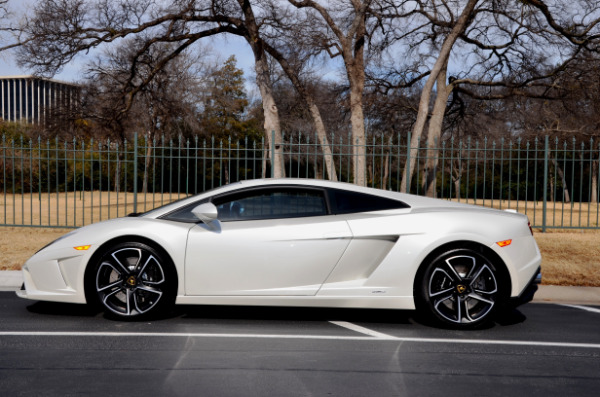 2013 Lamborghini Gallardo for sale Sold Platinum Motorcars in Ft Worth TX 3