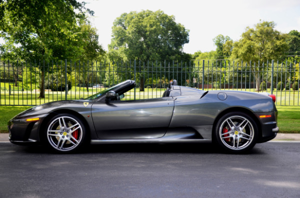 2007 Ferrari F430 for sale Sold Platinum Motorcars in Dallas TX 2