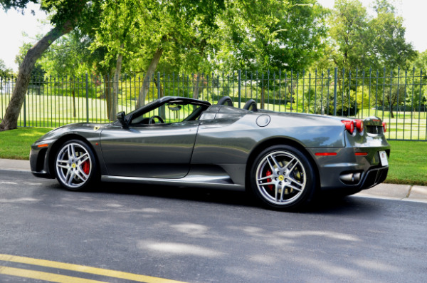 2007 Ferrari F430 for sale Sold Platinum Motorcars in Dallas TX 3