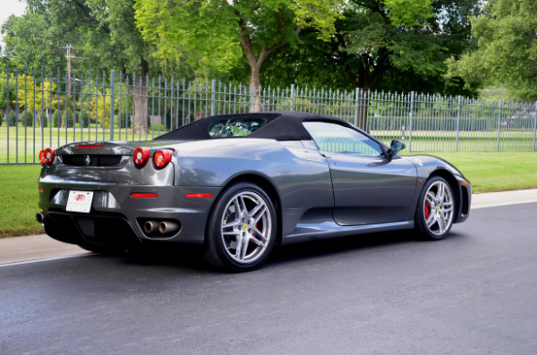 2007 Ferrari F430 for sale Sold Platinum Motorcars in Dallas TX 6
