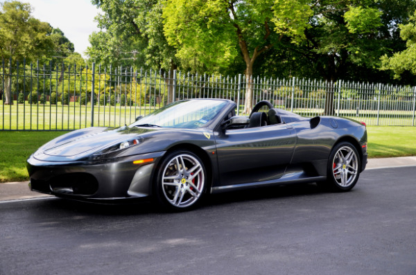 2007 Ferrari F430 for sale Sold Platinum Motorcars in Dallas TX 1