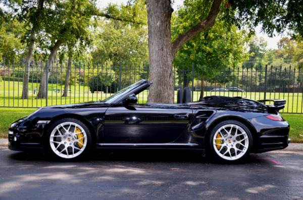 2011 Porsche 911 for sale Sold Platinum Motorcars in Dallas TX 2