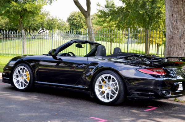 2011 Porsche 911 for sale Sold Platinum Motorcars in Dallas TX 3