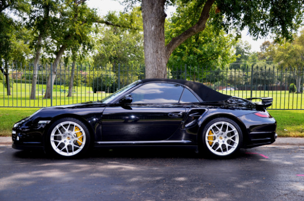 2011 Porsche 911 for sale Sold Platinum Motorcars in Dallas TX 4
