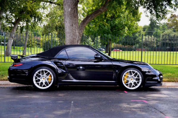 2011 Porsche 911 for sale Sold Platinum Motorcars in Dallas TX 5