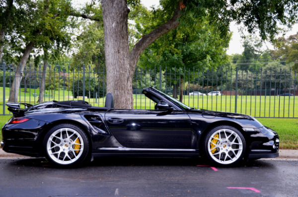 2011 Porsche 911 for sale Sold Platinum Motorcars in Dallas TX 6