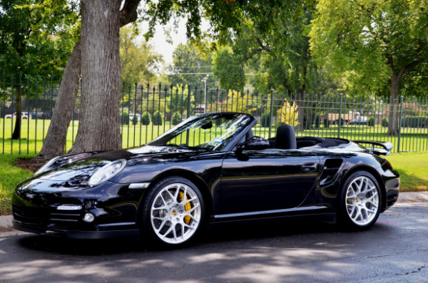 2011 Porsche 911 for sale Sold Platinum Motorcars in Dallas TX 1