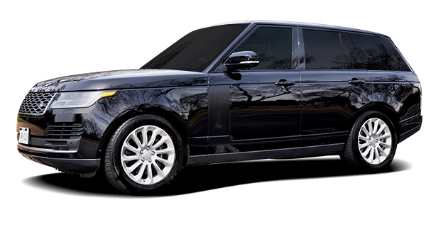 Land Rover Black Range Rover