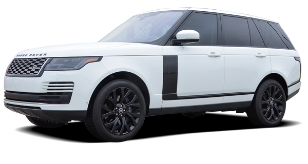 Land Rover White Range Rover Rent for $499.00 Per Day