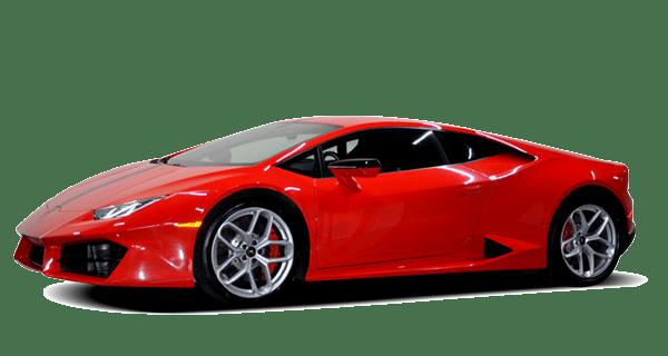 Lamborghini Red Huracan
