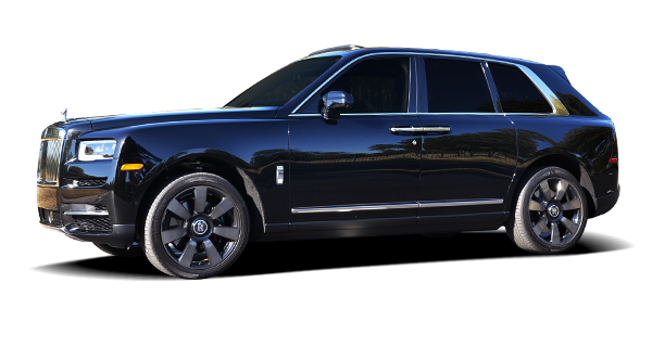 Rolls Royce Cullinan For Rent at Platinum Motorcars in Ft Worth TX