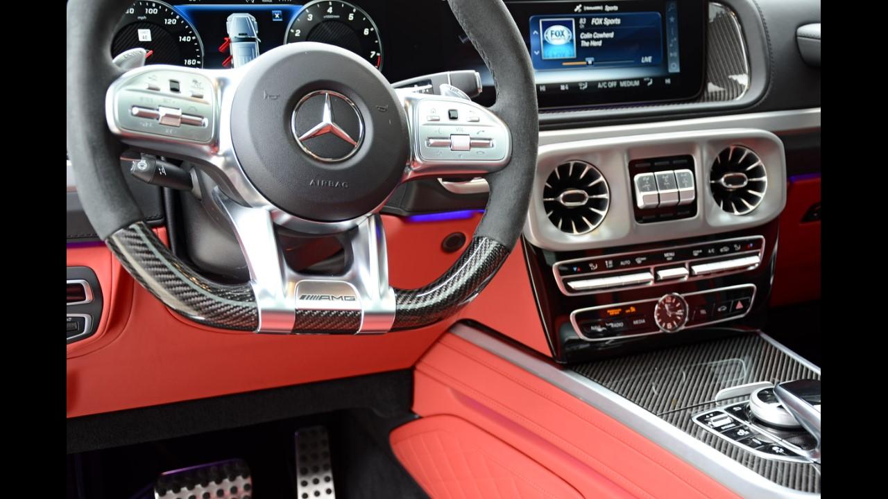 Mercedes G63