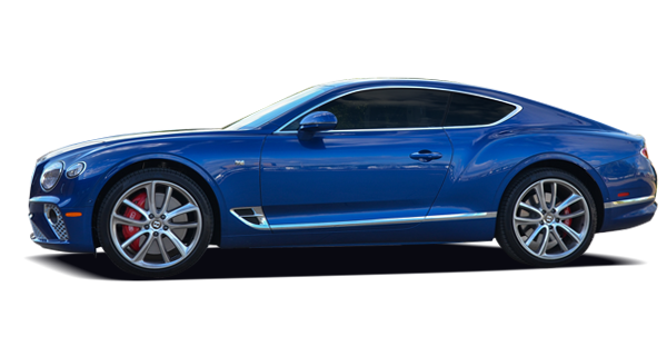 Bentley Continental GT For Rent at Platinum Motorcars in Dallas TX