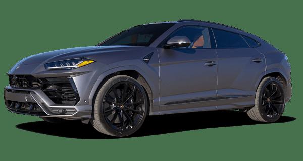 Lamborghini Urus For Rent at Platinum Motorcars in Ft Worth TX