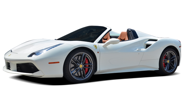 Ferrari 488 Rent for $2,195.00 Per Day