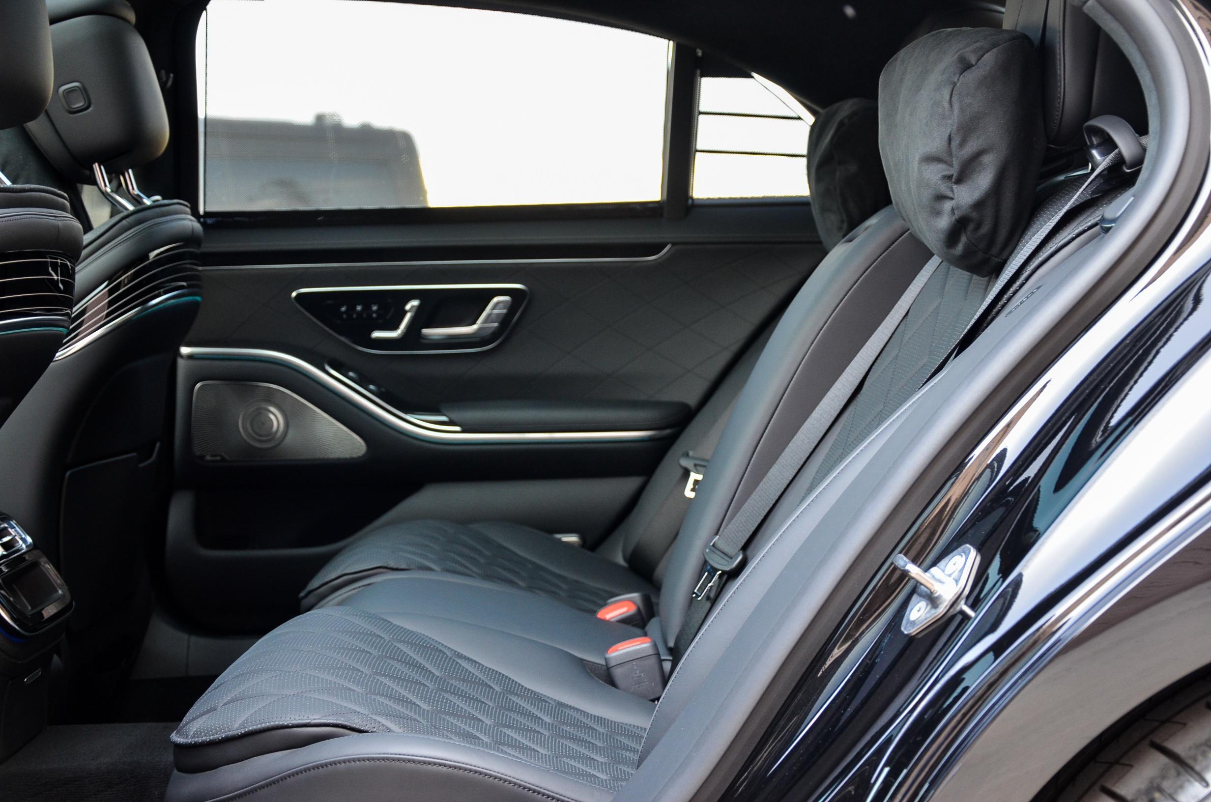 Mercedes S580